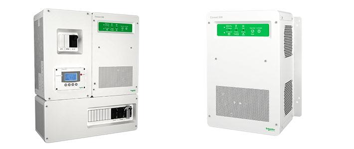 Инверторы Schneider Electric Conext SW