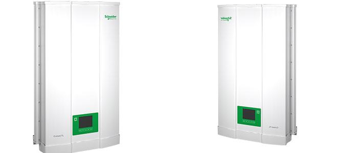 Сетевые трехфазные инверторы Schneider Electric Conext TL