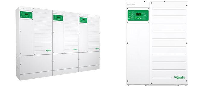 Инверторы Schneider Electric Conext XW+