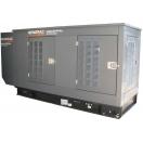 Газовый электрогенератор с жидкостным охлаждением 35 кВт Generac SG035