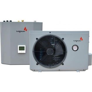 Тепловой насос воздух-вода AVH-12V1DB (6 кВт)  inverter