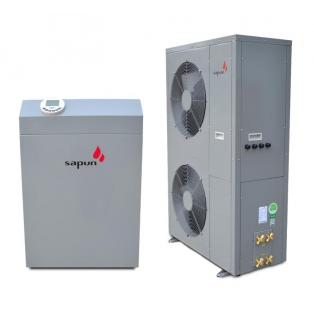Тепловой насос воздух-вода VMH-11БС2200В( 11 кВт)  inverter