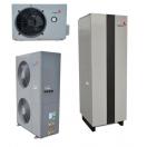 Тепловой насос воздух-вода VMH-64БС380В (64 кВт ) inverter